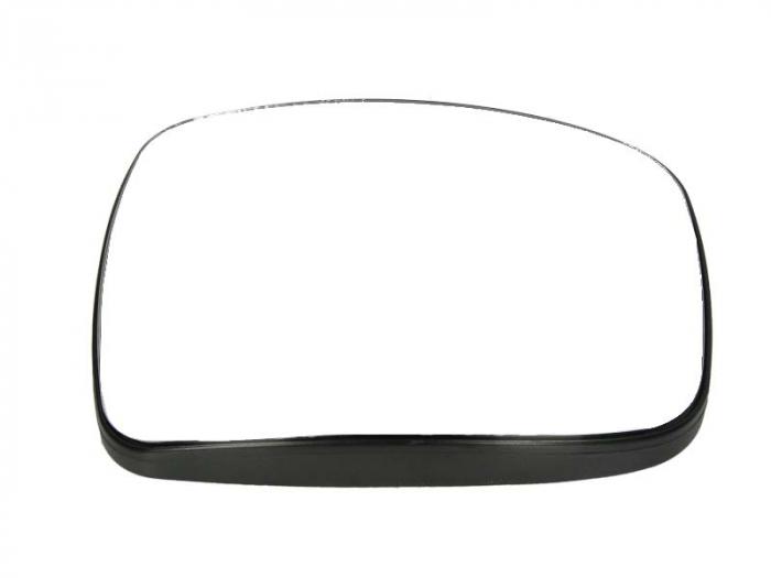 Sticla oglinda stanga/dreapta 207x161mm, incalzita DAF CF 65, CF 75, CF 85, XF 105 dupa 2001 0