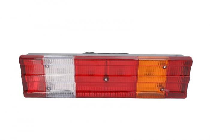 Stop lampa spate dreapta 24V, cu 1.2m fire, cu capac MERCEDES MK, SK intre 1987-1996 [0]