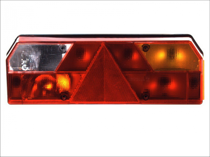 Stop lampa spate dreapta EUROPOINT I triunghi reflector, cu fire 0