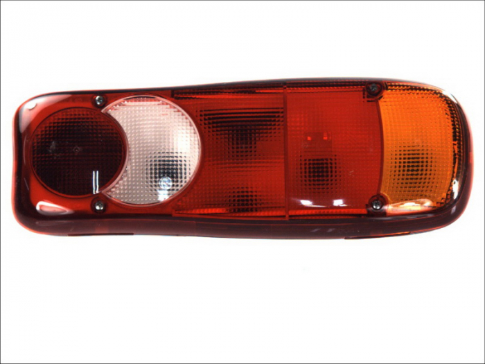 Stop lampa spate dreapta LC5 cu bulb deschis fara VIGNAL, soclu AMP 7 pini RVI MIDLUM dupa 2000 0