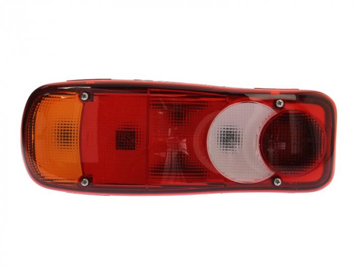 Stop lampa spate dreapta LC5 cu bulb deschis semnalizator, lumini marsarier, lampa stop, lumina parcare, fara VIGNAL, soclu AMP 7 pini spate RVI MIDLUM dupa 2000 0