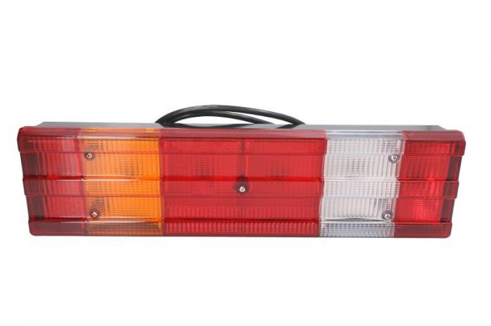 Stop lampa spate stanga 24V, cu 1.2m fire, cu capac MERCEDES MK, SK intre 1987-1996 0