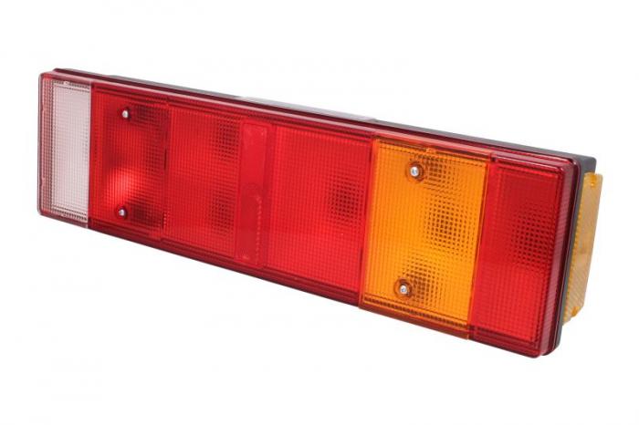 Stop lampa spate stanga cu bulb deschis 12/24V, semnalizator, anti-Proiectoare ceata, lumini marsarier, lampa stop, lumina parcare, reflector, 0