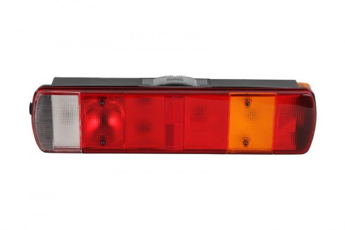 Stop lampa spate stanga cu bulb deschis 24V, reflector, soclu AMP 7 pini VOLVO FH 12, FH 16, FL, FM 10, FM 12, FM 7, FM 9 dupa 1993 0