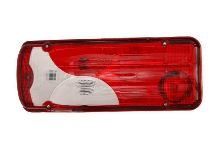 Stop lampa spate stanga LC8 cu bulb deschis 24V, , soclu AMP 7 pini spate SCANIA P,G,R,T dupa 2013 0