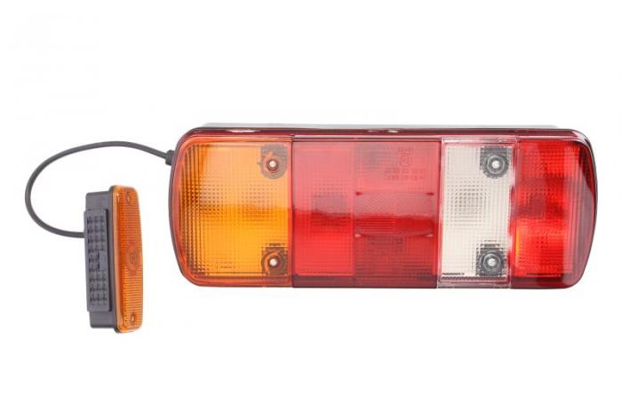 Stop lampa spate stanga , Semnalizator, Proiectoare ceata, lumini marsarier, lampa stop, lumina parcare, reflector, MAN TGA, TGL, TGM, TGS, TGX dupa 2000 [0]