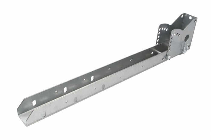Suport acoperire galvanizat stanga 700mm 0