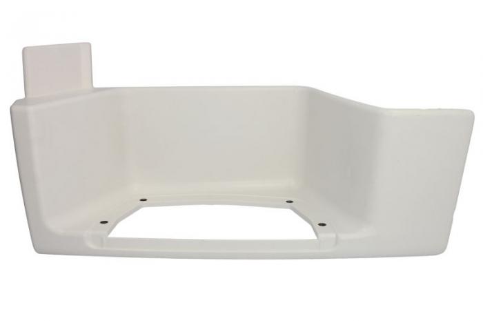 Treapta montaj caseta compartiment stanga nivel inferior MAN TGA cabina inalta 0