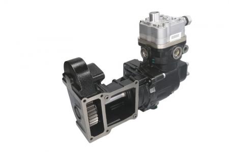 Compresor, capacitate 360cm³, Numar cilindri: 1, cu fulie (nou, cuplare) MAN TGX D2676LF05-D3876LF09 [1]