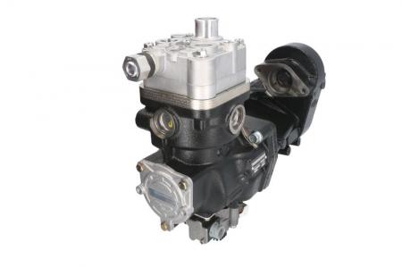 Compresor, capacitate 360cm³, Numar cilindri: 1, cu fulie (nou, cuplare) MAN TGX D2676LF05-D3876LF09 [0]