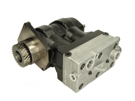 Compresor, Numar cilindri: 2, cu fulie (nou, nou) MERCEDES CITARO (O 530), TOURO (O 500) M476.930-OM926.996 [0]