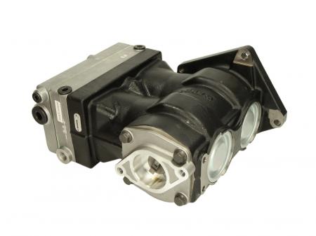 Compresor, Numar cilindri: 2, cu fulie (nou, nou) MERCEDES CITARO (O 530), TOURO (O 500) M476.930-OM926.996 [1]