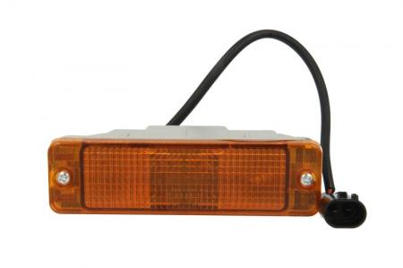 Lampa Semnalizator fata stanga/dreapta culoare sticla: portocaliu MAN L 2000, M 2000 L, M 2000 M dupa 19930
