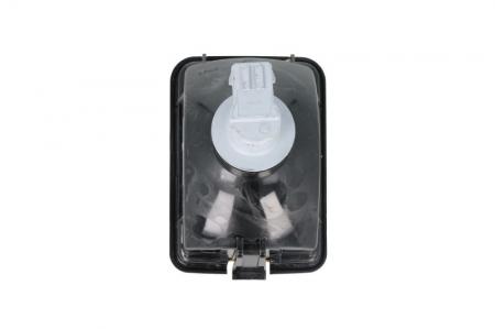 Lampa Semnalizator stanga/dreapta culoare sticla: portocaliu/fumuriu, superioara spate MERCEDES CONECTO O 345 dupa 20011