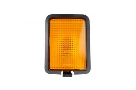 Lampa Semnalizator stanga/dreapta culoare sticla: portocaliu/fumuriu, superioara spate MERCEDES CONECTO O 345 dupa 20010