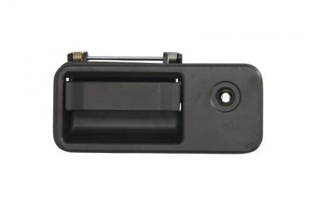 Maner usa dreapta exterior cu chei, cu locas incuietoare, negru VOLVO FH 12, FH 16, FH 16 II, FM 10, FM 12, FM 7, FM 9, NH 12 dupa 1993 [0]
