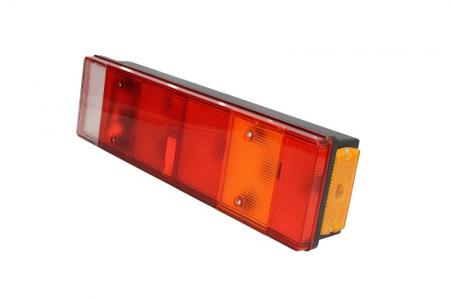 Stop lampa spate dreapta cu bulb deschis 12/24V, semnalizator, anti-Proiectoare ceata, lumini marsarier, lampa stop, lumina parcare, reflector,1