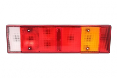 Stop lampa spate stanga cu bulb deschis 12/24V, semnalizator, anti-Proiectoare ceata, lumini marsarier, lampa stop, lumina parcare, reflector,1