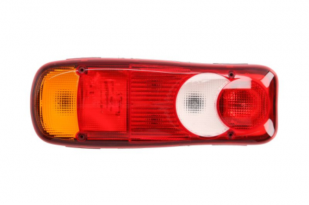 Stop lampa spate stanga/dreapta LC5 cu bulb deschis VIGNAL, 7 pini , soclu AMP 1.5 DAF CF 65, LF 45, LF 55; NISSAN ATLEON; RVI MAXITY, MASCOTT; RENAULT MASTER III dupa 19990