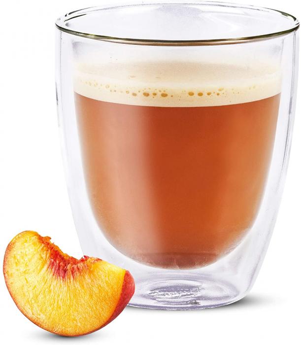 Ceai de Piersici, 10 capsule compatibile Nespresso - Capsuleria [1]