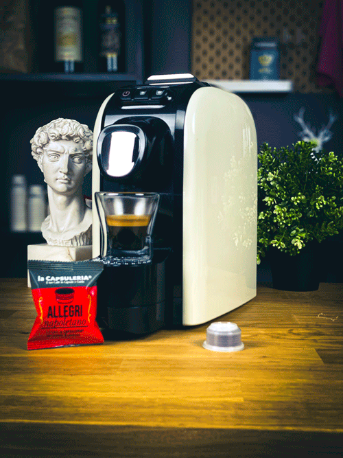 Cafea Allegri Napoletano, 10 capsule compatibile Capsuleria [2]