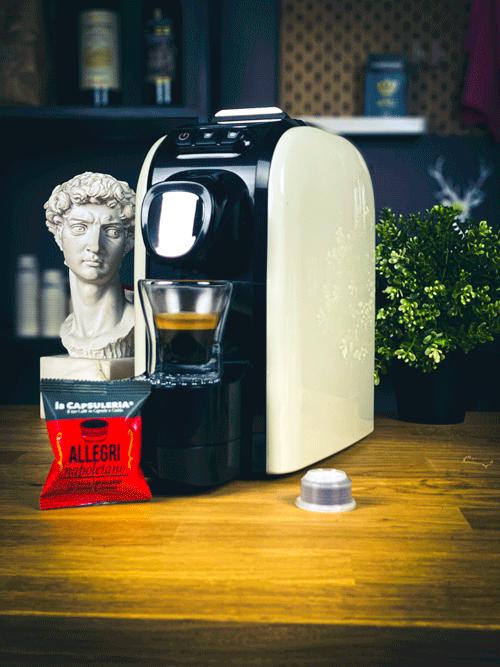 Cafea Allegri Napoletano, 100 capsule compatibile Capsuleria [2]
