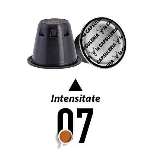 Cafea Deca Intenso, 10 capsule compatibile Nespresso [1]