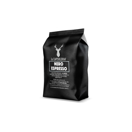 Cafea Nero Espresso Italy, 10 capsule compatibile Caffitaly - Capsuleria [2]