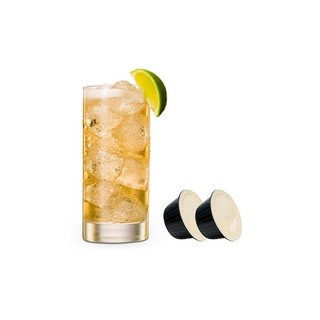 Ceai Negru cu lamaie, lime si curcuma, 10 capsule compatibile Nescafe Dolce Gusto [1]