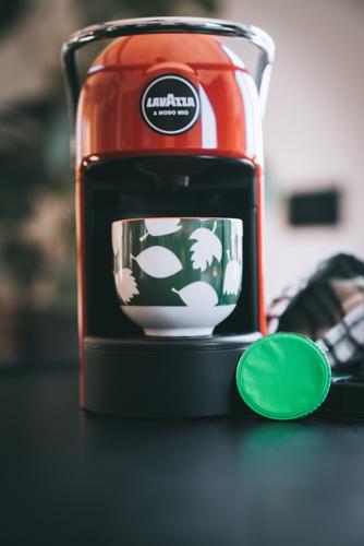 Cafea Classico Mio, 10 capsule compatibile Lavazza a Modo Mio - Capsuleria [2]