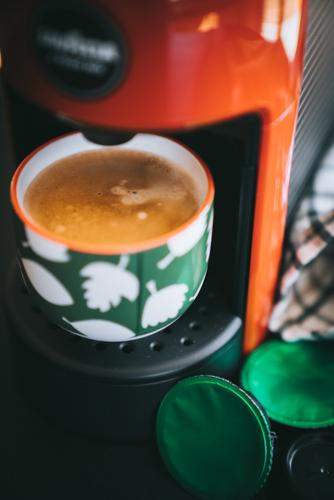 Cafea Classico Mio, 10 capsule compatibile Lavazza a Modo Mio - Capsuleria [3]