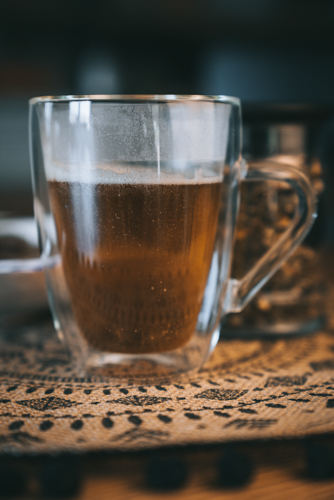 Ceai de Plante Depurativ, 10 capsule compatibile Dolce Gusto - Capsuleria [1]