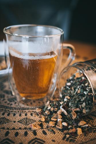 Ceai de Plante Relaxant, 10 capsule compatibile Dolce Gusto - Capsuleria [3]