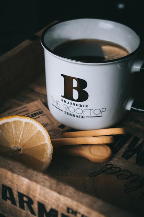 Ceai de Lamaie, 12 capsule compatibile Cafissimo/Caffitaly/Beanz [2]