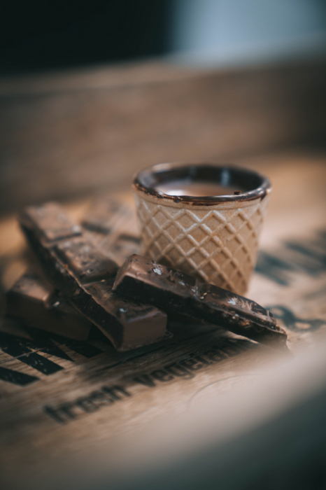 Pahare comestibile Chocup mini, Napolitana si Ciocolata, 5 BUC - Capsuleria [3]
