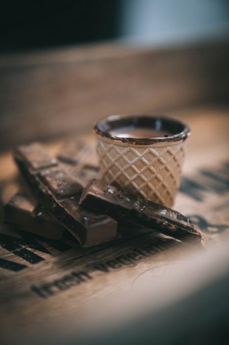 Pahare comestibile Chocup medii, Napolitana si Ciocolata, 12 Buc - Capsuleria [3]