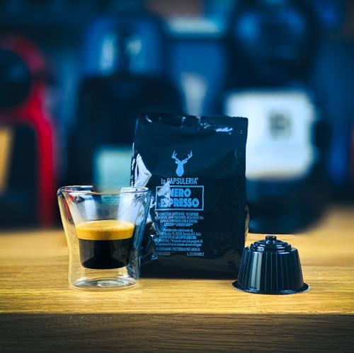 Cafea Nero Espresso, 10 capsule compatibile Dolce Gusto - Capsuleria [2]