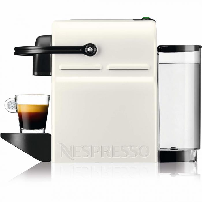 Espressor Nespresso Inissia C40-EU-WH-NE3, 19 bari, 1260 W, 0.7 l, Alb + 50 capsule cadou [2]