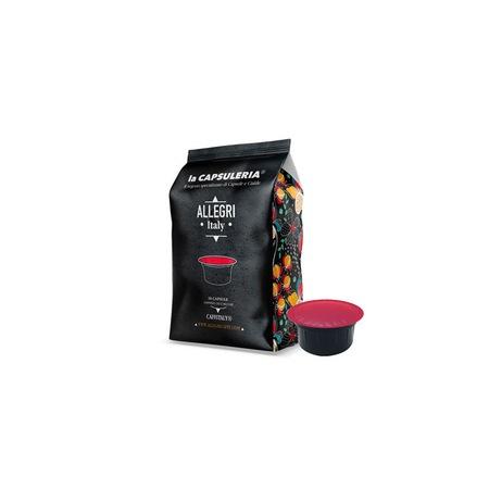 Cafea Allegri Italy, 10 capsule compatibile Caffitaly - Capsuleria [2]