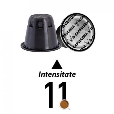 Cafea Black Espresso, 10 capsule compatibile Nespresso [1]