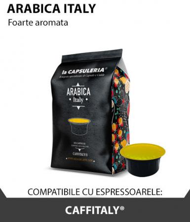 Cafea Arabica Italy, 10 capsule compatibile Caffitaly - Capsuleria [0]