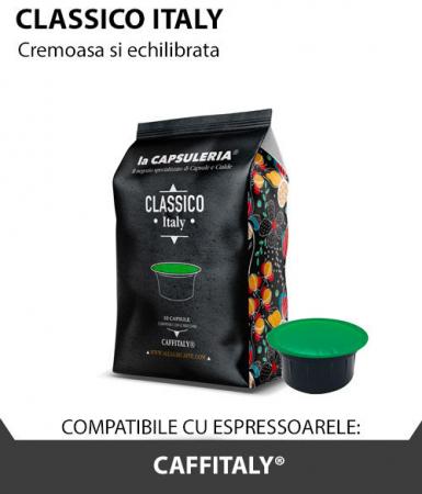 Cafea Classico Italy, 10 capsule compatibile Caffitaly - Capsuleria [0]