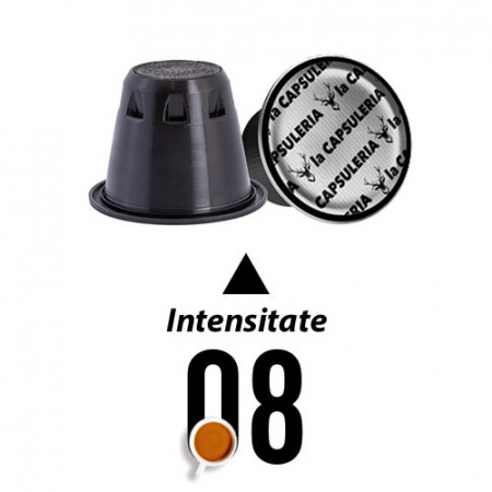 Cafea Cuore di Roma, 10 capsule compatibile Nespresso - Capsuleria [2]