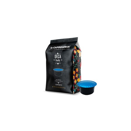 Cafea Deca Italy, 10 capsule compatibile Caffitaly - Capsuleria [2]
