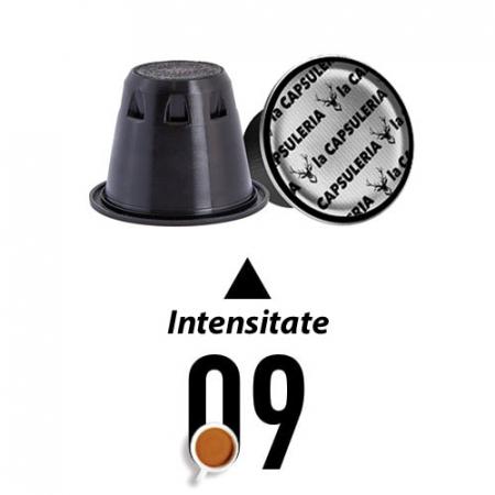 Cafea Nero Espresso, 10 capsule compatibile Nespresso - Capsuleria [1]