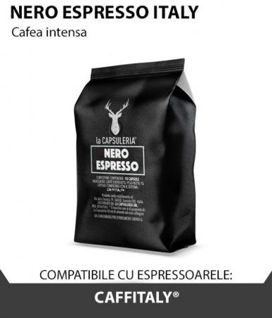 Cafea Nero Espresso Italy, 10 capsule compatibile Caffitaly - Capsuleria [0]