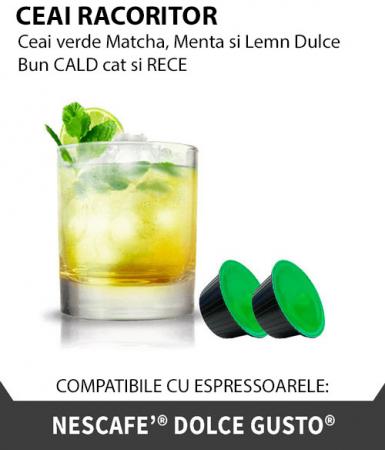 Ceai Racoritor, 10 capsule compatibile Dolce Gusto - Capsuleria [0]