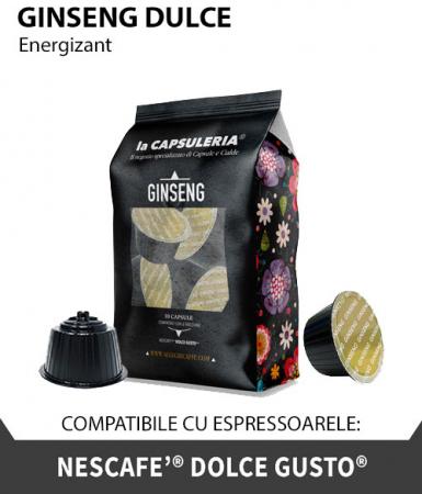 Ginseng Dulce, 10 capsule compatibile Dolce Gusto - Capsuleria [0]
