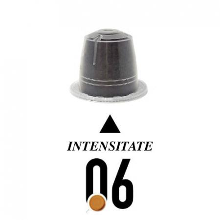 Cafea Lungo, 10 capsule compatibile Nespresso - Capsuleria [1]