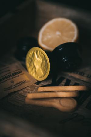 Ceai de Lamaie, 12 capsule compatibile Cafissimo/Caffitaly/Beanz [1]